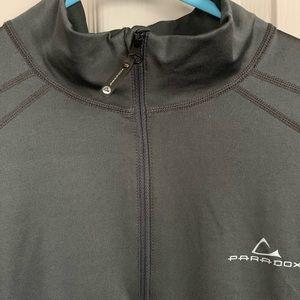 Paradox quarter zip jacket for men